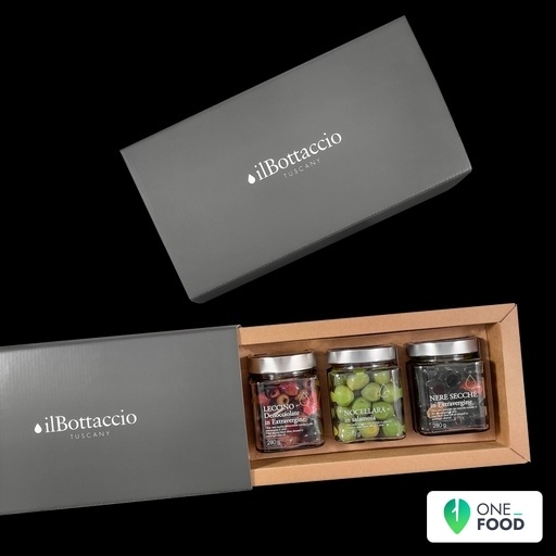 Giftbox Tris Olives
